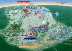Five Things You Don't Know About DisneyWorld (www.terrancezepke.com)