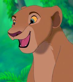 Nala, Lion King
