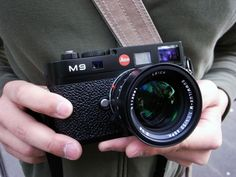 Leica M9 with 50mm Summilux
