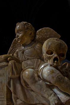 Angel & Skull<3