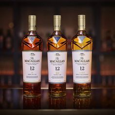 Former Edrington Global Travel Retail Managing Director Igor Boyadjian has been appointed as the new Managing Director for The Macallan. Whiskey Girl, Cigars And Whiskey, Scotch Whiskey, Bourbon Whiskey, Whiskey Bottle, Whiskey Drinks, Macallan Whisky, Whisky Club, Alcohol Bottles
