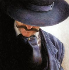 Pat Erickson ~ Figurative / Wildlife painter [Part Im Your Huckleberry, Color Pencil Art, Cowboy And Cowgirl, Western Art, Old West, Prismacolor, Archetypes, Painting Inspiration, Art For Sale