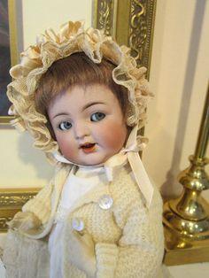 Kammer Reinhardt Simon Halbig Flirty Eyes 11in Mold 129 Adorable Doll | eBay