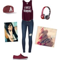 """""""Sin título #24"""" by bery-castro on Polyvore"""