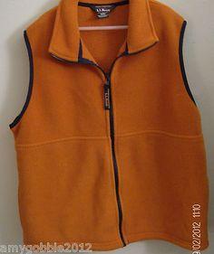 LL Bean Women's Medium Vest.$22 free priority shipping.