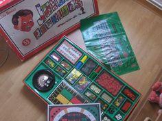 Juegos Reundios Geyper. Horas he pasado jugando, pero siempre a los mismos juegos, jeje. La ruleta, el juego de las serpientes y las escaleras...