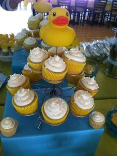 Vanilla Lemon Zest Cupcakes by Ruthys Bake Shop