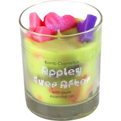 Appley Ever After Candle - Funky Glass Candles - Candles - Home Fragrance | Bomb Cosmetics