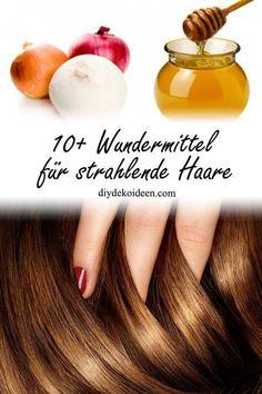 Spliss ist Vergangenheit Haare pflegen mit natürlichen DIY Hausmitteln