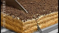 Romanian Desserts, Romanian Food, Delicious Deserts, Yummy Food, Cake Slicer, Cake Recipes, Dessert Recipes, Oreo Dessert, Sweet Cakes