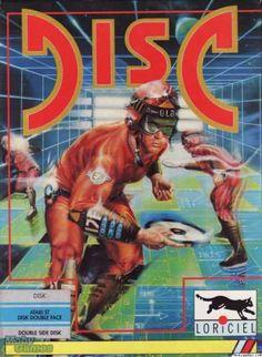 Atari ST Games - Disc