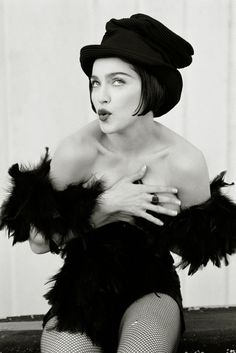 Madonna, 1990 by Herb Ritts