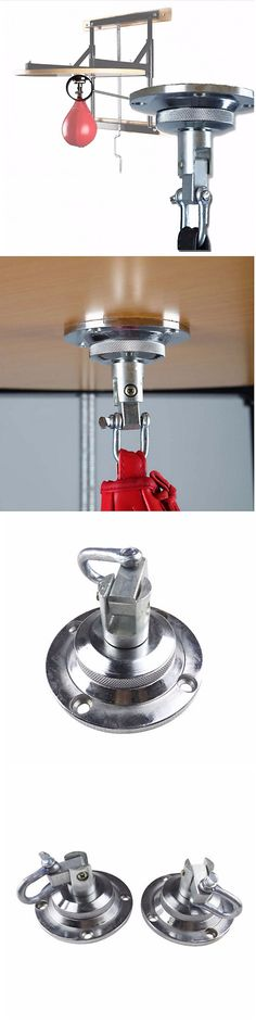 Bag Stands Platforms and Accs 179785: Punching Pear Speed Ball Swivel Bracket Boxing Hardware Hanger Accessory Metal -> BUY IT NOW ONLY: $74.99 on eBay!