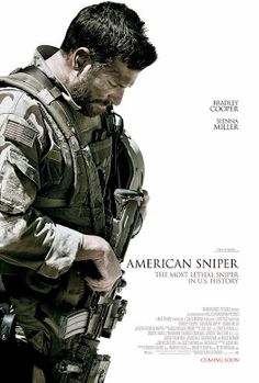 New Poster For Clint Eastwood's 'American Sniper' Starring Bradley Cooper As Navy SEAL Chris Kyle Chris Kyle, Jason Dean, Clint Eastwood, Streaming Hd, Streaming Movies, Movies 2014, Hd Movies, Movies Online, Bradley Cooper