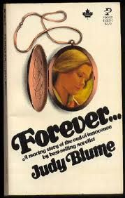 Every pre-teen girl in the late 70's/early 80's read this book,  then passed it around and whispered about it. We also underlined parts of it!