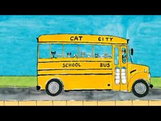 Pete the Cat.  Rockin in my school shoes.