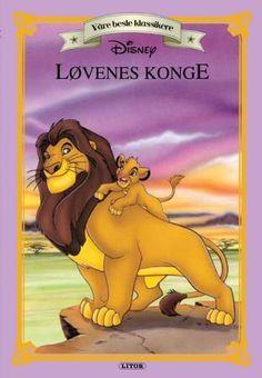 Løvenes konge bok.