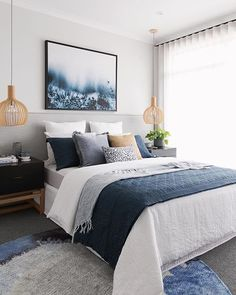 65 stunning white master bedroom ideas match for any home design 2019 page 23 bedroom makeover White Master Bedroom, House Interior, Beautiful Bedrooms, Romantic Bedroom Decor, Home, Interior Design Bedroom Teenage, Interior Design Bedroom Small, Bedroom Inspirations, Home Decor