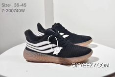 b65467d69 New ADIDAS Originals Out SOBAKOV Black White Women Shoes And Men Shoes  Yeezy Boost 450 Raw Rubber Sport Shoes Latest