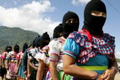 How Zapatista women learned to wear the pants—literally