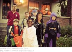 #Halloween's Biggest Danger and 8 #Trick-or-Treating #SafetyTips