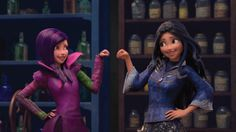 Descendants: Wicked World Animated Shorts Coming Soon!