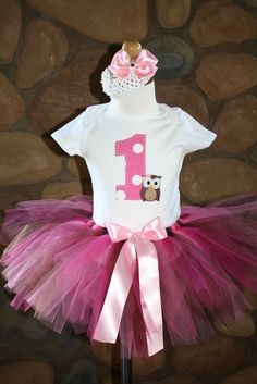 SALE Look Whoo's Turning One Owl 1st Birthday by sweetlilytutus, $39.99