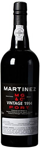 1994 Martinez Vintage Port 750 mL * Learn more by visiting the image link.