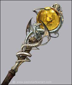 magic staff - Google Search