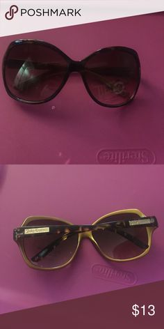 Juicy couture glasses Brand new Juicy Couture Accessories Glasses