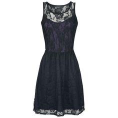 29,90e Koko L Darling Dress - Keskipitkä mekko - Gothicana by EMP