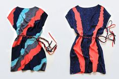 awesome tie-dye tunics - I am so behind in the times.  Just recently fell in love with leggings and tunics.  I want a BILLION of them!!!