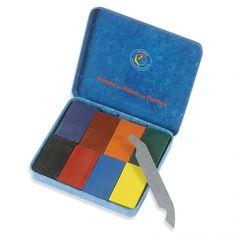 Stockmar+Crayon+Blocks+-+8+pieces+from+<em>Stockmar</em>