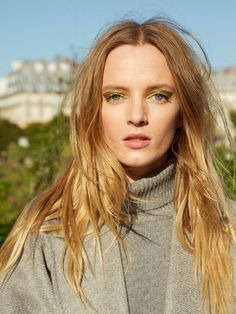 This Is Fall's Most Unexpected Makeup Trend via @ByrdieBeauty