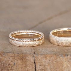 gold wedding rings Rose gold wedding rings,Rose gold wedding rings, His and Hers Wedding Ring Set Rose Gold Wedding Band Set Wedding Rings Rose Gold, Wedding Rings Vintage, Rose Gold Jewelry, Rose Gold Engagement Ring, Vintage Rings, Wedding Jewelry, Wedding Bands, Gold Rings, Rose Wedding