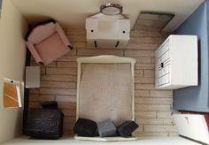 Voorbeeld maquette slaapkamer leuke kamer ide n pinterest - Model slaapkamer ...