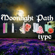 Moonlight Path type Scented Body Products  by TheCarolinaTrader