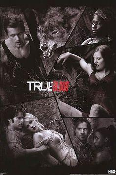 """True Blood"" - Anna Paquin, Stephen Moyer, Sam Trammell, Ryan Kwanten, Rutina Wesley, Alexander Skarsgard and Christopher Meloni"