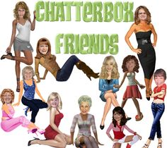 lots of friends in group....xx