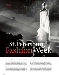 MEDIA  DRESS CODE magazine о St.Petersburg Fashion Week.  #spbfw #dscd #fashion #media #fw1415