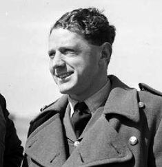 """Caesar Barrand Hull, DFC (26 February 1914 – 7 September 1940) was a Royal Air Force (RAF) flying ace during the Second World War, noted especially for his part in the fighting for Narvik during the Norwegian Campaign in 1940, and for being one of """"The Few""""—the Allied pilots of the Battle of Britain, in which he was shot down and killed."""