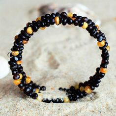 Amber bracelet for adults. Adult Baltic Amber by BalticAmberCity