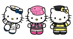HELLO KITTY X SNSD by xcry on deviantART