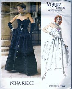 Vogue Paris Original 1653 ~1980s