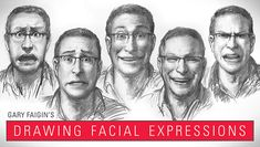 Learn How to Draw Realistic Facial Expressions in this Online Class - Expand your artistic range with the tools to draw any facial expression. Learn how with lifetime access to lessons from artist Gary Faigin. - via @Craftsy
