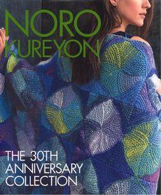 Noro Kureyon: The 30th Anniversary Collection. — HandMade