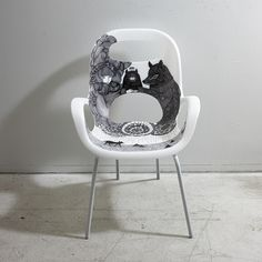 Umbra Oh Chair by Ani Castillo, via Flickr