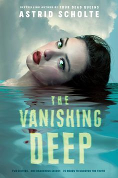 """Read """"The Vanishing Deep"""" by Astrid Scholte available from Rakuten Kobo. Bestselling author Astrid Scholte, returns with a thrilling adventure in which the dead can be revived.for a price. Deep Books, Good Books, Ya Books, Kindle, Sunken City, The Vanishing, Ya Novels, Wattpad, Books To Read Online"""