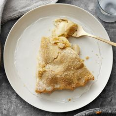 All-American Apple Pie -- The tart taste and firm texture of Granny Smith apples make this a robust, flavorful pie that isn't overly sweet.