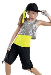 Weissman™ | Hip-Hop Dance Costumes: Recital & Competition